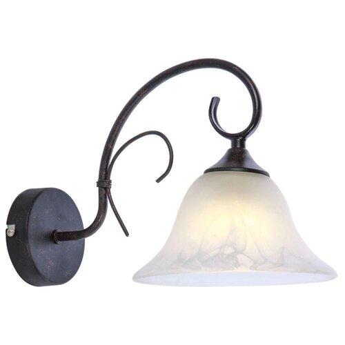 Настенный светильник Globo Lighting Aries 68410W, 60 Вт настенный светильник globo lighting sassari 6905 1w 60 вт