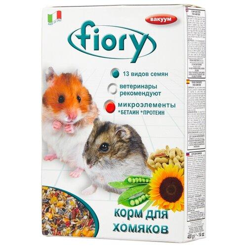 Корм для хомяков Fiory Superpremium Criceti 400 г