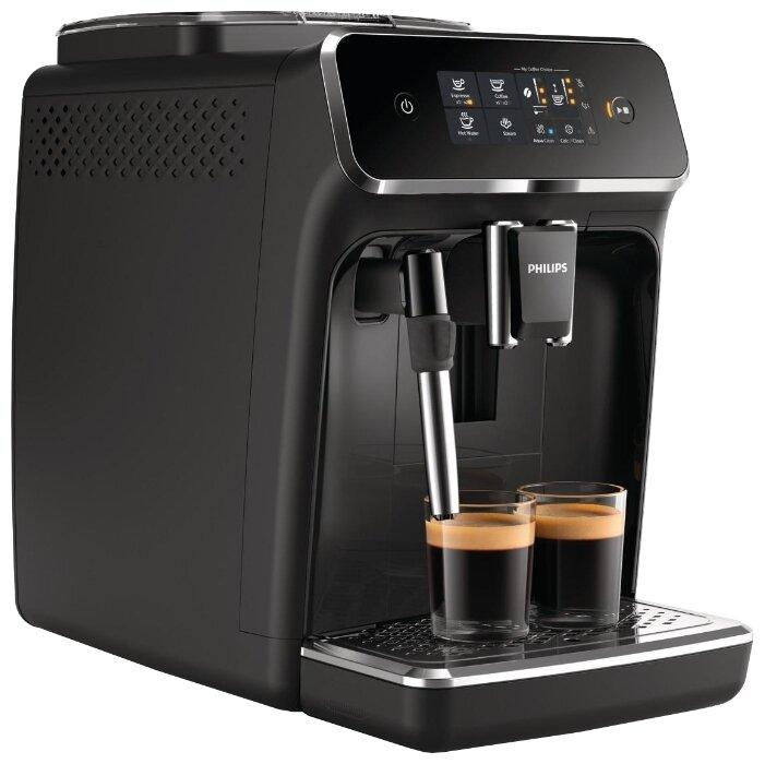 Кофемашина Philips EP2224 Series 2200