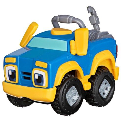 Купить Эвакуатор Alpha Group Rev&Roll Рамбл синий/желтый, Машинки и техника