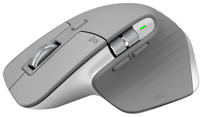 Купить Беспроводная мышь Logitech MX Master 3 mid grey по низкой цене с доставкой из Яндекс.Маркета (бывший Беру)