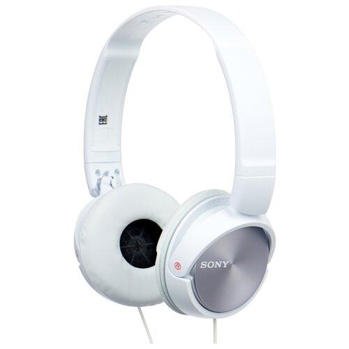 цена на Наушники Sony MDR-ZX310AP белый