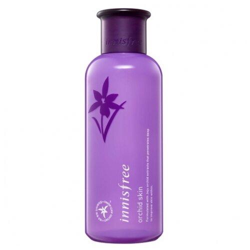 Тонер Innisfree Jeju Orchid Skin с экстрактом орхидеи 200 мл innisfree тонер питательный ginger honey ampoule skin 200 мл
