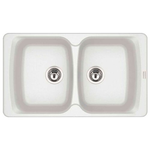 Врезная кухонная мойка 86 см FRANKE AZG 620 114.0489.278 белый врезная кухонная мойка 86 см franke azg 620 114 0489 301 бежевый