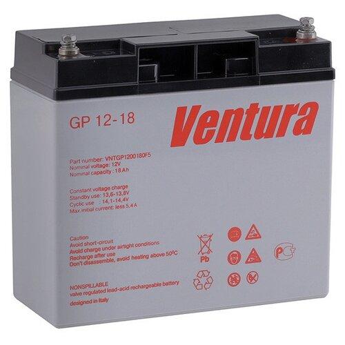 Аккумуляторная батарея Ventura GP 12-18 18 А·ч
