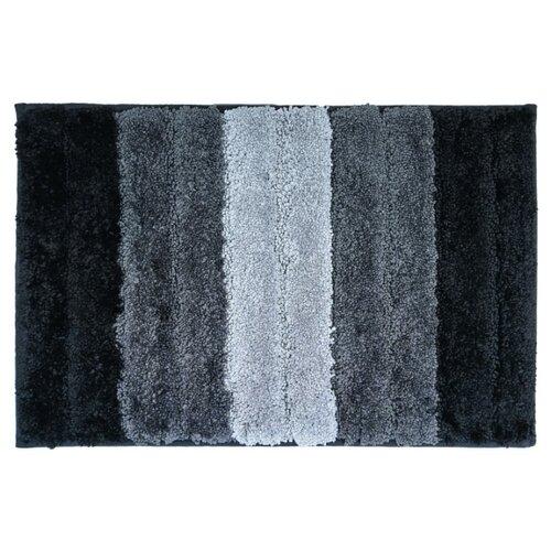 Коврик Bath Plus Градиент, 40х60 см темно-серый