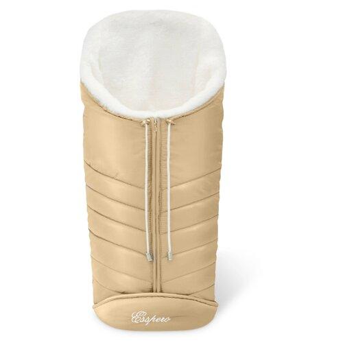 Купить Конверт-мешок Esspero Cosy White 90 см beige, Конверты и спальные мешки