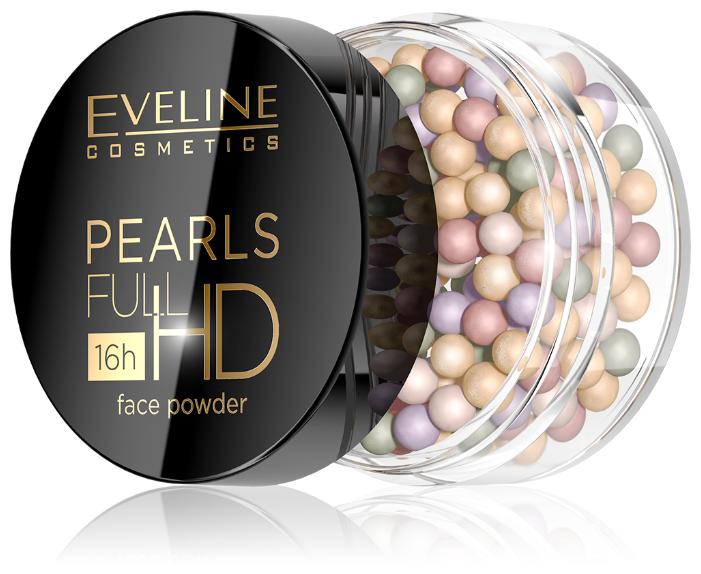 Eveline Cosmetics Пудра в шариках Pearls Full HD CC