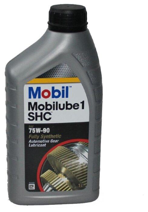 Масло трансмиссионное Mobil Mobilube 1 SHC 75W90 GL-4/5 синтетическое 1л