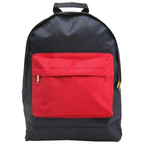 Рюкзак mi pac Satin Mesh 17 (navy/red) рюкзак mi pac gold orchid pale blue 041