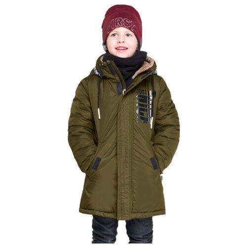 Куртка BOOM! by Orby 90574_BOB размер 140, хаки фото