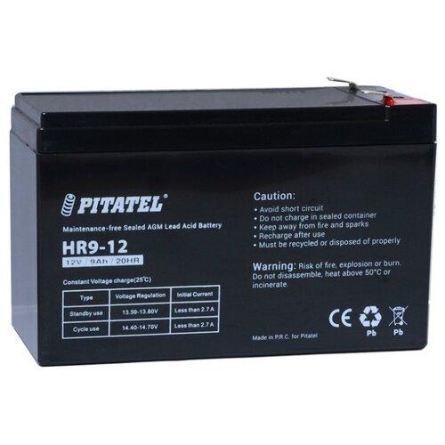 Аккумуляторная батарея Pitatel HR9-12 9 А·ч