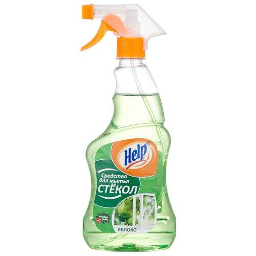 Спрей Help Яблоко для мытья стекол 500 мл