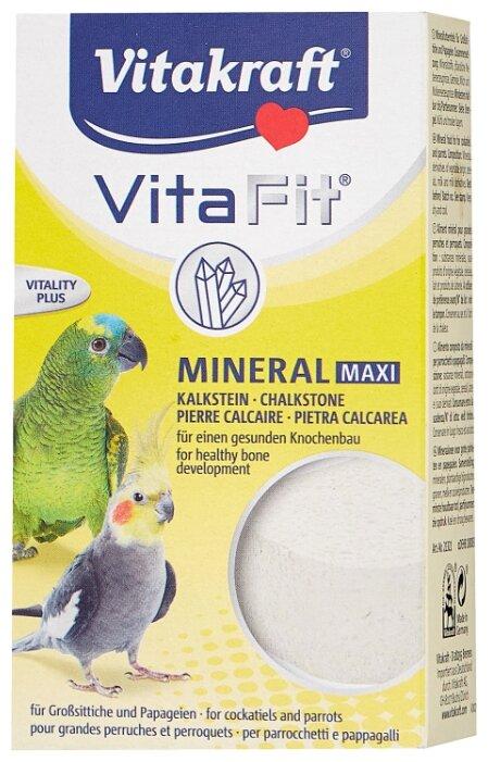 Лакомство для птиц Vitakraft Vita Fit mineral maxi
