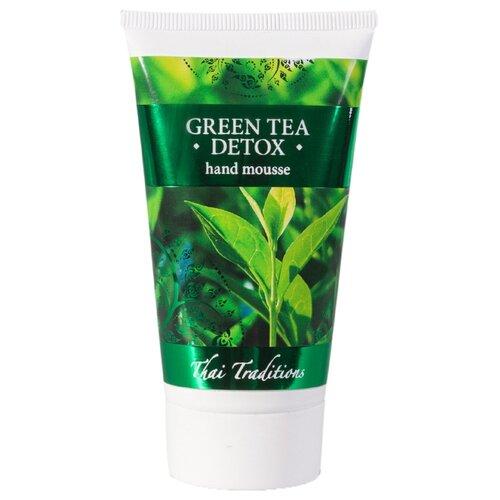 Мусс для рук Thai Traditions Зеленый чай Детокс 75 мл