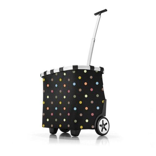 Сумка-тележка reisenthel Carrycruiser 40 л, dots сумка тележка hayder пилот 20 л