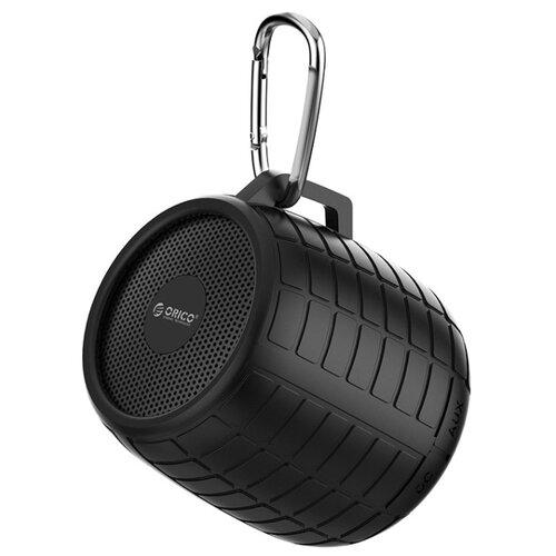 Купить Портативная акустика ORICO SOUNDPLUS-B1 черный
