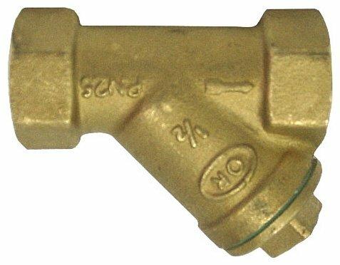 Фильтр механической очистки Danfoss Y222 муфтовый (ВР/ВР), латунь