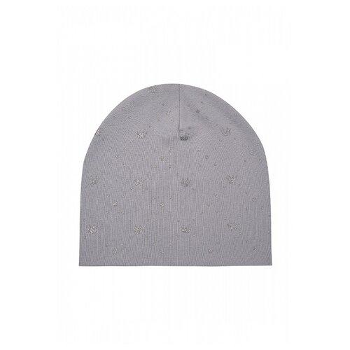 Купить Шапка Oldos размер 54-56, серый, Головные уборы
