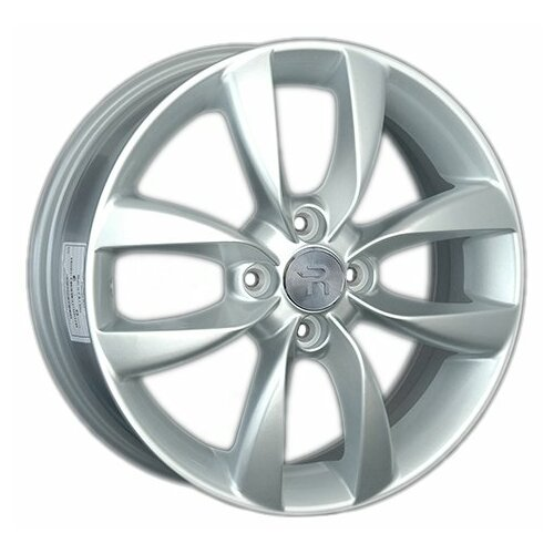 Фото - Колесный диск Replay KI108 6х16/4х100 D54.1 ET52, silver колесный диск alutec dynamite 8 5х18 5х150 d110 1 et52 silver