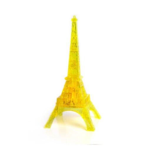 Купить Эйфелева Башня со светом желтая, Hobby Day, Головоломки