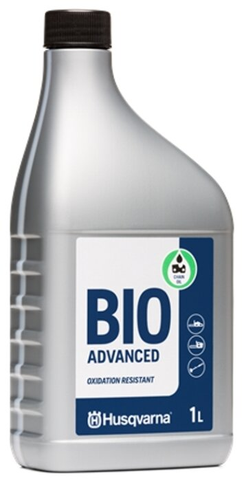 Масло для смазки цепи Husqvarna Bio Advanced 1 л