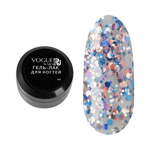 Купить Гель-лак для ногтей Vogue Nails Мулен руж, 5 мл, ночной париж