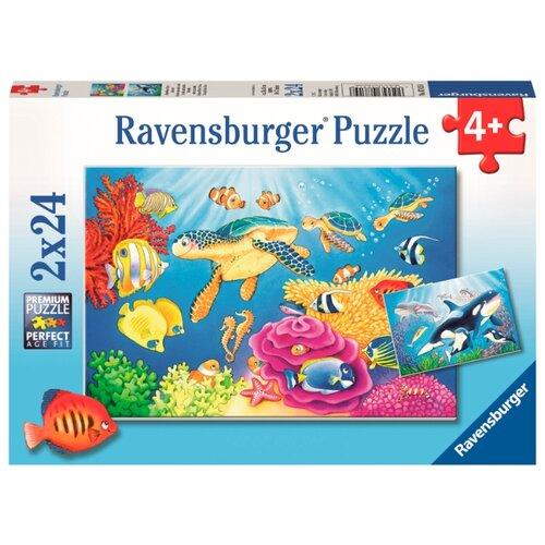 Купить Набор пазлов Ravensburger На глубине моря (R07815), Пазлы