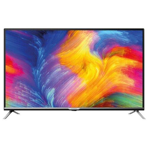 Фото - Телевизор Hyundai H-LED43ET3001 43 (2019) черный/серебристый телевизор