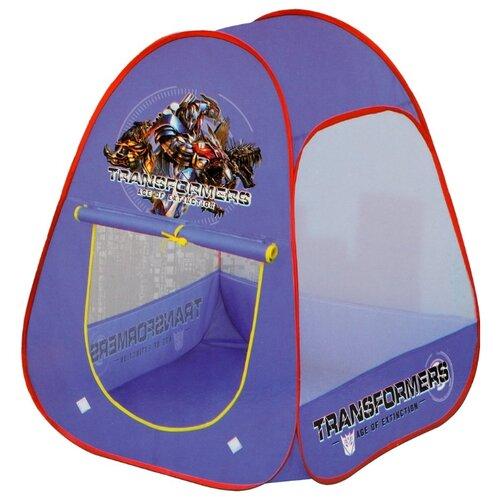 Палатка Наша игрушка Трансформеры 333-45 синий игрушка