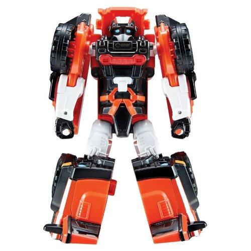 Купить Трансформер YOUNG TOYS Tobot Mini Athlon Ambulan 301080 оранжевый/черный, Роботы и трансформеры