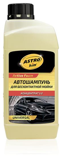 ASTROhim Автошампунь для бесконтактной мойки Active Foam Universal