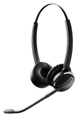 DECT-гарнитура Jabra PRO 9460 Duo черный/серебристый фото 1