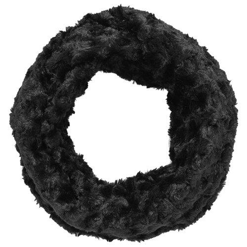 Снуд Nothing but Love 168 х 19 см, полиэстер черный ремень корсет nothing but love цвет черный 203272 размер универсальный