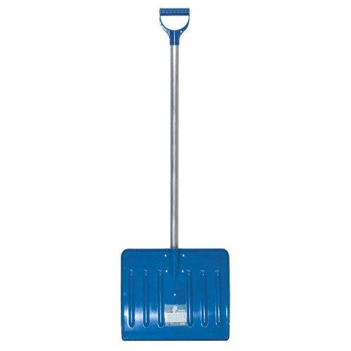 Лопата FIT РОС Профи 68118 синий 42x46 см правило трапеция 2 м рос профи 09020