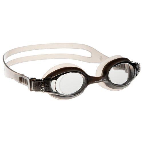 Очки для плавания MAD WAVE Autosplash Junior black очки для плавания mad wave triathlon azure clear black