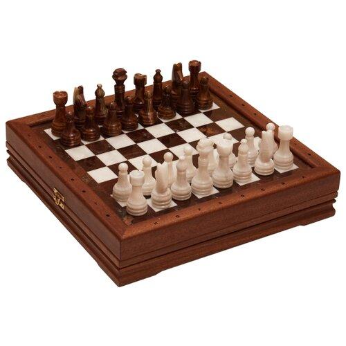 Rovertime Шахматы каменные малые