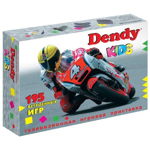 Игровая приставка Dendy Kids черный