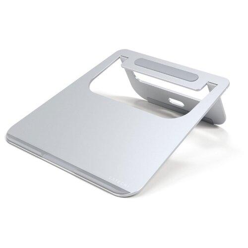 Подставка для ноутбука Satechi Aluminum Portable & Adjustable Laptop Stand, серебро