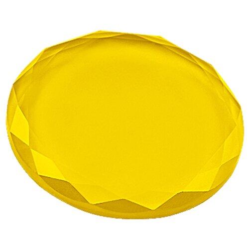 Irisk Professional Кристалл для клея Lash сrystal rainbow желтый