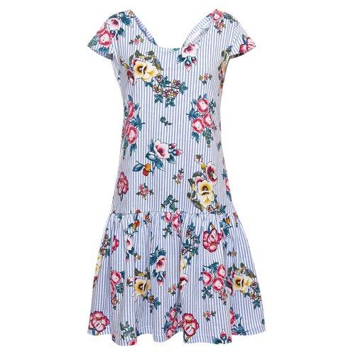 Платье M&D размер 152, голубой