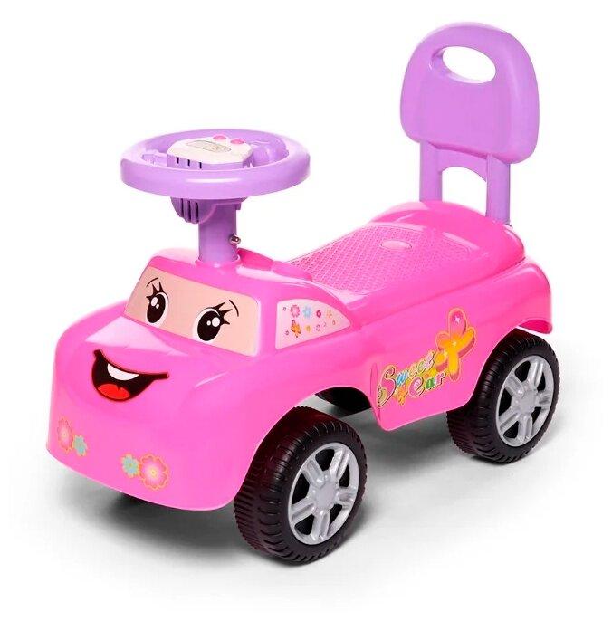 Каталка-толокар Baby Care Dreamcar (618А)