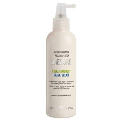 Hipertin Лосьон против перхоти и для жирных волос Linecure Regulating Lotion, 200 мл ducray неоптид лосьон от выпадения волос для мужчин 100 мл