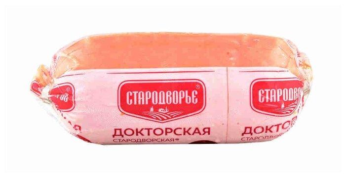 Стародворские колбасы Колбаса Докторская вареная