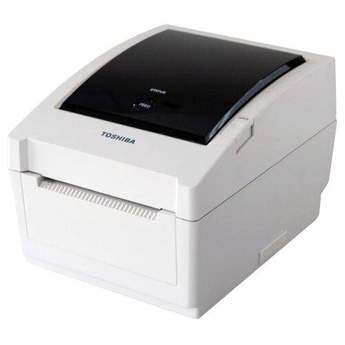Термальный принтер этикеток Toshiba B-EV4D-GS14-QM-R белый