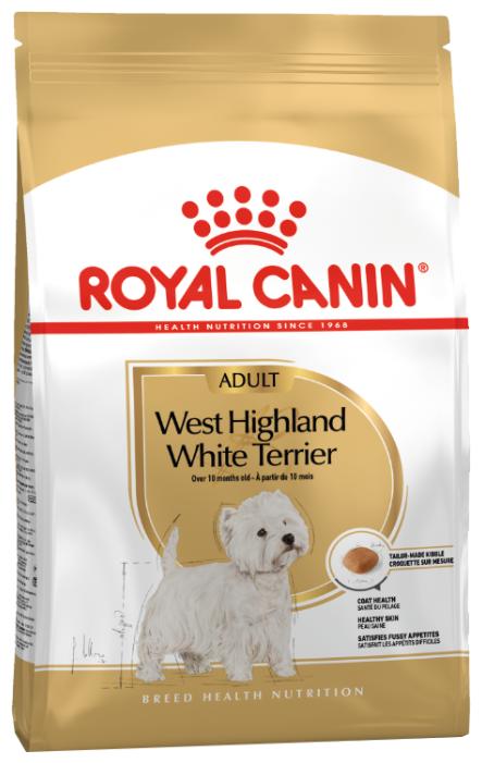 Корм для собак Royal Canin West Highland White Terrier Adult