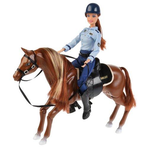Купить Кукла Defa Lucy с лошадью, 29 см, 8420, Куклы и пупсы