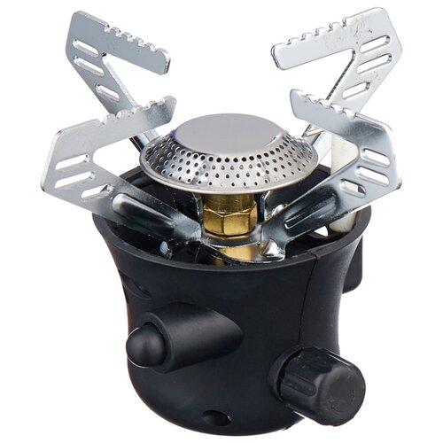 Горелка ECOS GS-101 черно-серебристый горелка газовая портативная ecos gs 102 004000
