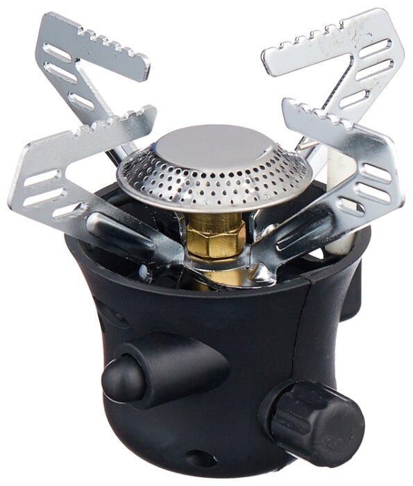 Горелка ECOS GS-101 черно-серебристый