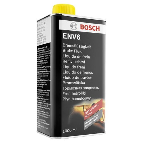 Тормозная жидкость Bosch Env6 1 л